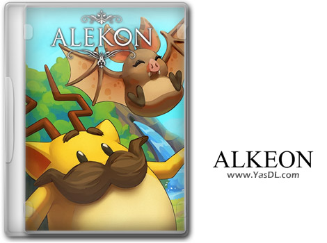 دانلود بازی Alekon برای PC