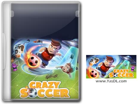 دانلود بازی Crazy Soccer Football Star برای PC