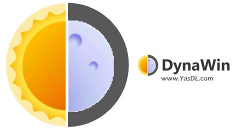 دانلود DynaWin 1.0.2 - نرم افزار تغییر خودکار بکگراند ویندوز 10