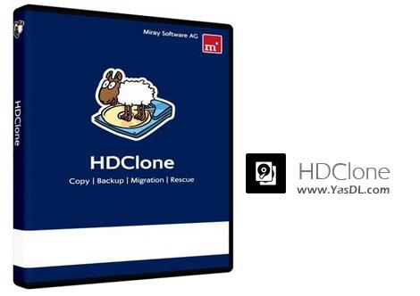 دانلود HDClone Free 11.0.8 - نرم افزار کپی و پشتیبانگیری از هارد دیسک