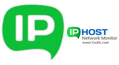 دانلود IPHost Network Monitor Free Edition 5.3 Build 14180 - نرم افزار مدیریت و نظارت بر شبکه