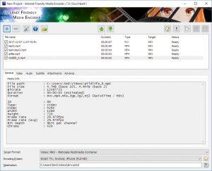 Internet Friendly Media Encoder.cover1  300x243 - دانلود Internet Friendly Media Encoder 7.7 - مبدل حرفهای فرمت فیلمها