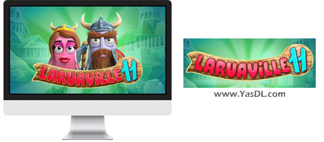 دانلود بازی Laruaville 11 برای PC