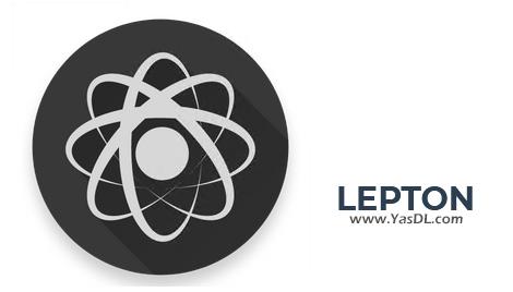 دانلود Lepton 1.9.2 - نرم افزار لپتون؛ مدیریت گیست و تکه کدها در گیتهاب