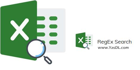 دانلود RegEx Search 6.62 - پلاگین جستجوی پیشرفته و حرفهای برای اکسل