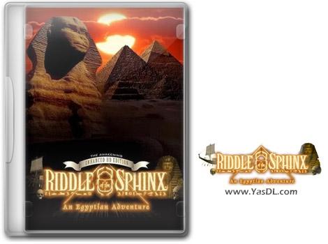 دانلود بازی Riddle Of The Sphinx The Awakening Enhanced Edition برای PC