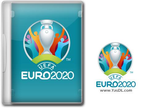 دانلود فونت یورو 2020 (UEFA Euro 2020 Font)؛ قلم انگلیسی یوفا یورو 2020 با فرمت TTF