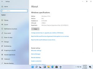 Windows 11.cover4  300x225 - دانلود Windows 11 Pro Build 22000.168 21H2 (No TPM Required) With Office 2019 Pro Plus x64 Preactivated August 2021 - ویندوز 11 + آفیس 2019