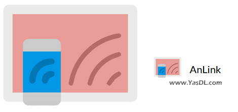دانلود AnLink 2.2.4 - نرم افزار انتقال صفحه گوشی اندروید به کامپیوتر