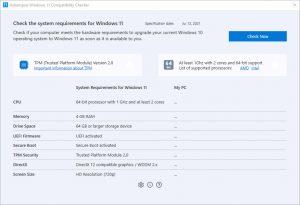 Ashampoo Windows 11 Compatibility Check.cover1 300x205 - دانلود Ashampoo Windows 11 Compatibility Check 1.0.0 - ابزار رایگان تست سازگاری ویندوز 11