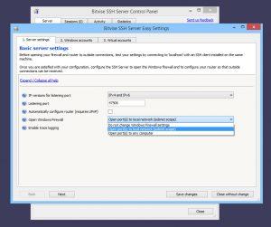 Bitvise SSH Server.cover1  300x251 - دانلود Bitvise SSH Server/Client 8.49 - برقراری ارتباط کلاینت / سرور بر بستر اساساچ (SSH)