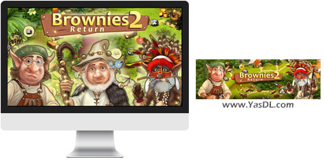 دانلود بازی Brownies 2 Return برای PC