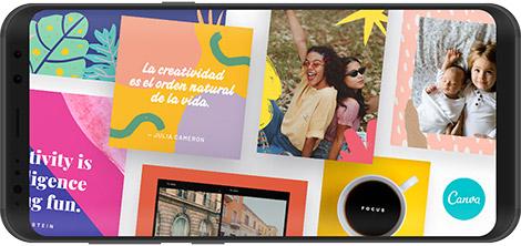 دانلود Canva: Graphic Design, Video Collage, Logo Maker 2.120.0 - کانوا: اپلیکیشن طراحی گرافیک، ساخت ویدیوی کلاژ و لوگو