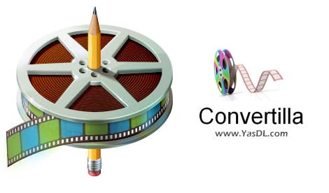 دانلود Сonvertilla 0.7.1.37 - ابزار رایگان تبدیل فرمتهای ویدیویی