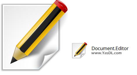 دانلود Document.Editor 2021.1 - نرم افزار ساخت و ویرایش اسناد متنی