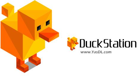 دانلود DuckStation 0.1-3771 Development Build / 0.1-4468 Preview Build - اجرای بازیهای پلی استیشن 1 در کامپیوتر