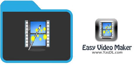 دانلود Easy Video Maker Platinum / Gold 11.07 x64 - نرم افزار ویرایش و تدوین فیلم