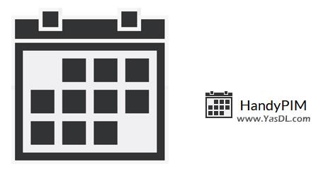 دانلود HandyPIM Business 3.0.2 - نرم افزار مدیریت اطلاعات شخصی