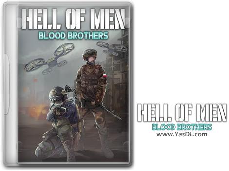 دانلود بازی Hell Of Men Blood Brothers برای PC