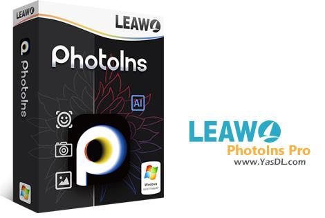 دانلود Leawo PhotoIns Pro 2.0.0.0 - ابزار ویرایش حرفهای تصویر