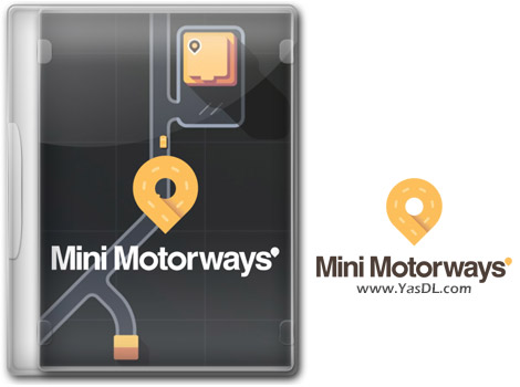 دانلود بازی Mini Motorways برای PC