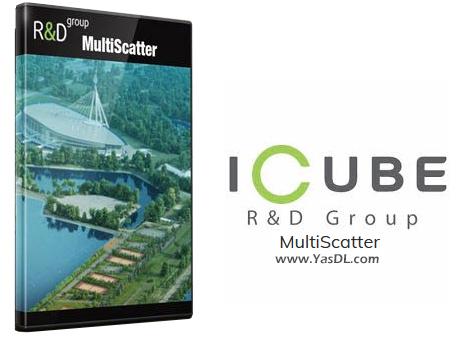 دانلود MultiScatter for 3dsmax 1.623 x64 - پلاگین مالتی اسکتر برای تری دی اس مکس