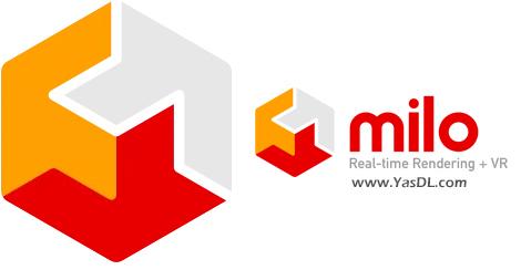 دانلود Nevercenter Milo 2021.1 x64 - نرم افزار رندر و واقعیت مجازی