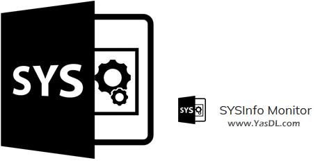 دانلود SYSInfo Monitor 1.3.2 - نرم افزار نمایش اطلاعات سیستم