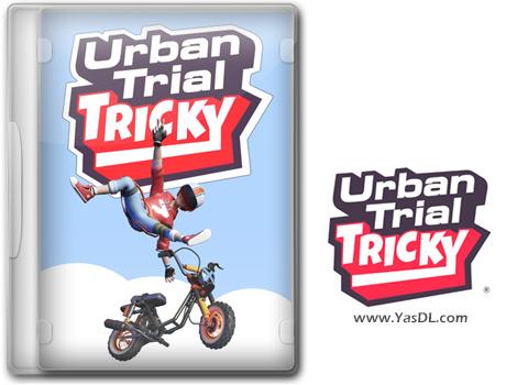 دانلود بازی Urban Trial Tricky Deluxe Edition برای PC