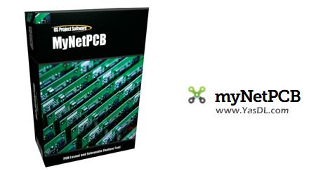 دانلود myNetPCB 8.1 - نرم افزار طراحی مدارهای الکترونیکی