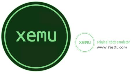 دانلود xemu 0.5.4-42 - شبیهساز اجرای بازیهای ایکس باکس در کامپیوتر