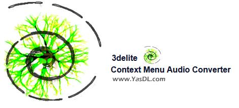 دانلود 3delite Context Menu Audio Converter 1.0.82.124 - تبدیل ساده و سریع فایلهای صوتی