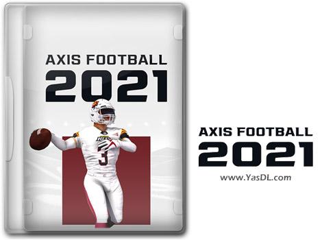 دانلود بازی Axis Football 2021 برای PC
