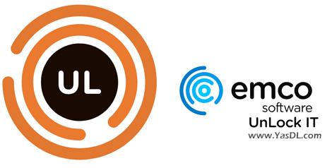 دانلود EMCO UnLock IT 6.0.0 Build 1250 - باز کردن قفل فایل و فولدرهای غیرقابل حذف یا تغییر