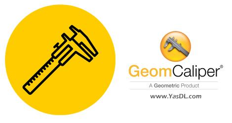 دانلود Geometric GeomCaliper 2.8.0 (x64) for Creo - اندازهگیری ضخامت دیوارهها در مدل 3 بعدی