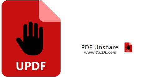 دانلود PDF Unsharer Pro 1.3.6 - نرم افزار محافظت از اسناد PDF