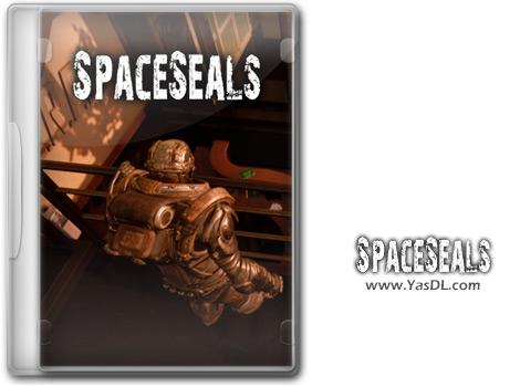 دانلود بازی SpaceSeals برای PC