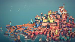 Townscaper 1 300x169 - دانلود بازی Townscaper برای PC