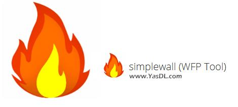 دانلود simplewall (Wfp Tool) 3.4.2 + Portable - فایروال رایگان و قوی برای ویندوز