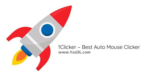 دانلود 1Clicker - Free Auto Clicker 1.20 - نرم افزار کلیک خودکار در ویندوز