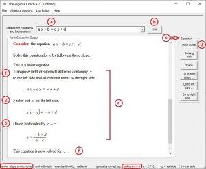 Algebra Coach.cover1  300x247 - دانلود Algebra Coach 4.0 - نرم افزار یادگیری سریع و آسان جبر