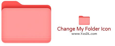 دانلود Change My Folders Icon Pro 1.0 - نرم افزار تغییر دادن آیکون فولدرها