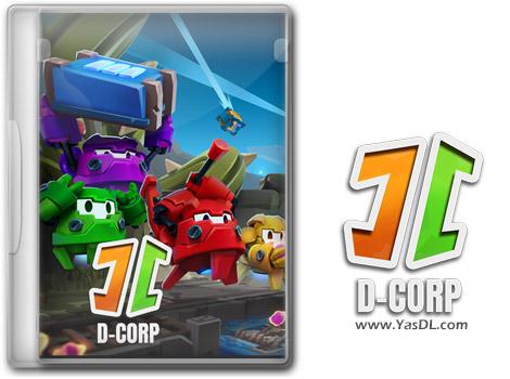 دانلود بازی D-Corp برای PC