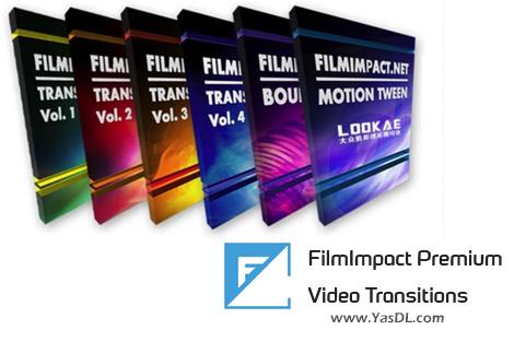 دانلود FilmImpact Premium Video Transitions 4.5.3 x64 - پلاگین افکتهای حرکتی زیبا برای ادوبی پریمیر