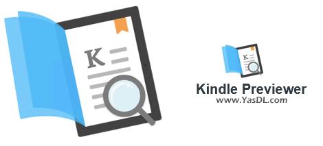 دانلود Kindle Previewer 3.58.0 - نرم افزار پیشنمایش کتابهای الکترونیکی