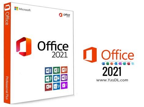 دانلود آفیس 2021 - Microsoft Office 2021 v2108 Build 14326.20238 x64 Pre-Activated