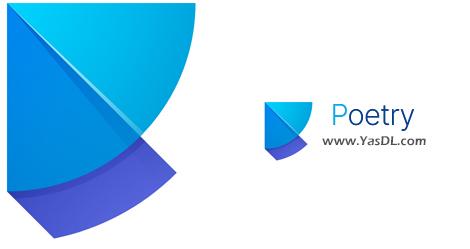 دانلود Poetry 1.1.9 - نرم افزار مدیریت پروژههای پایتون