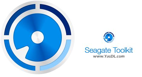 دانلود Seagate Toolkit 1.23.0.17 - جعبه ابزار هارد دیسکهای سیگیت