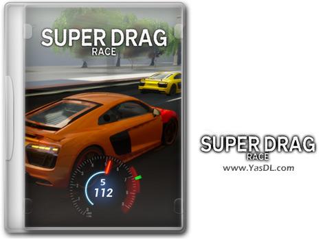 دانلود بازی Super Drag Race برای PC
