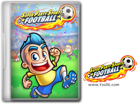 دانلود بازی Super Party Sports Football برای PC